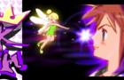 Sora Kingdom Hearts Tinkerbell summon