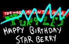 Happy Birthday Starberry!