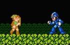 Megaman X vs. Link (dbt)